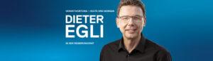 18. Oktober 2020: Dieter Egli in den Regierungsrat